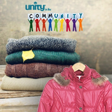 Unity in the Community: Season of Gratitude and Giving – Coat & Blanket Drive