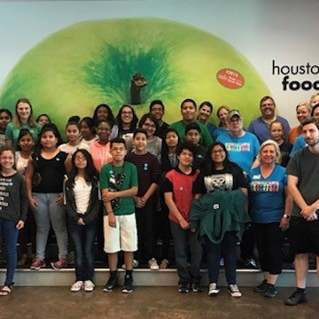 Coffee and Community Connection – Hunger in Houston