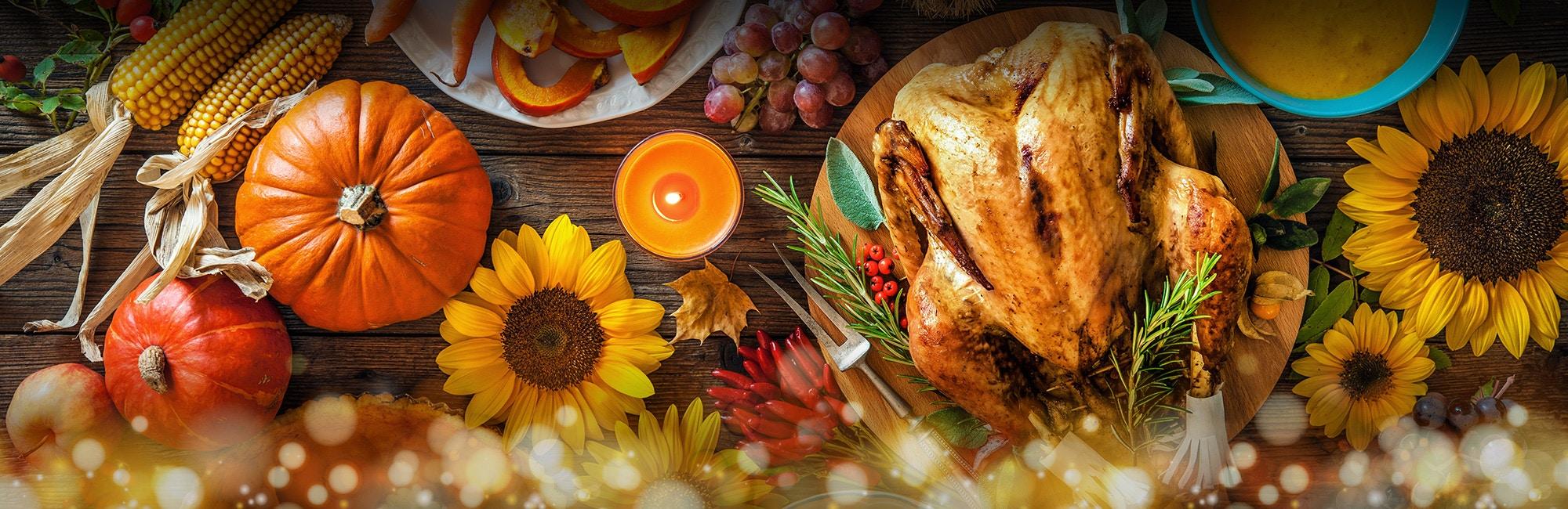 Annual Thanksgiving Potluck