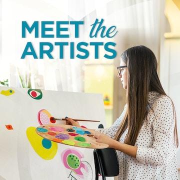 Meet the Artists: October 27