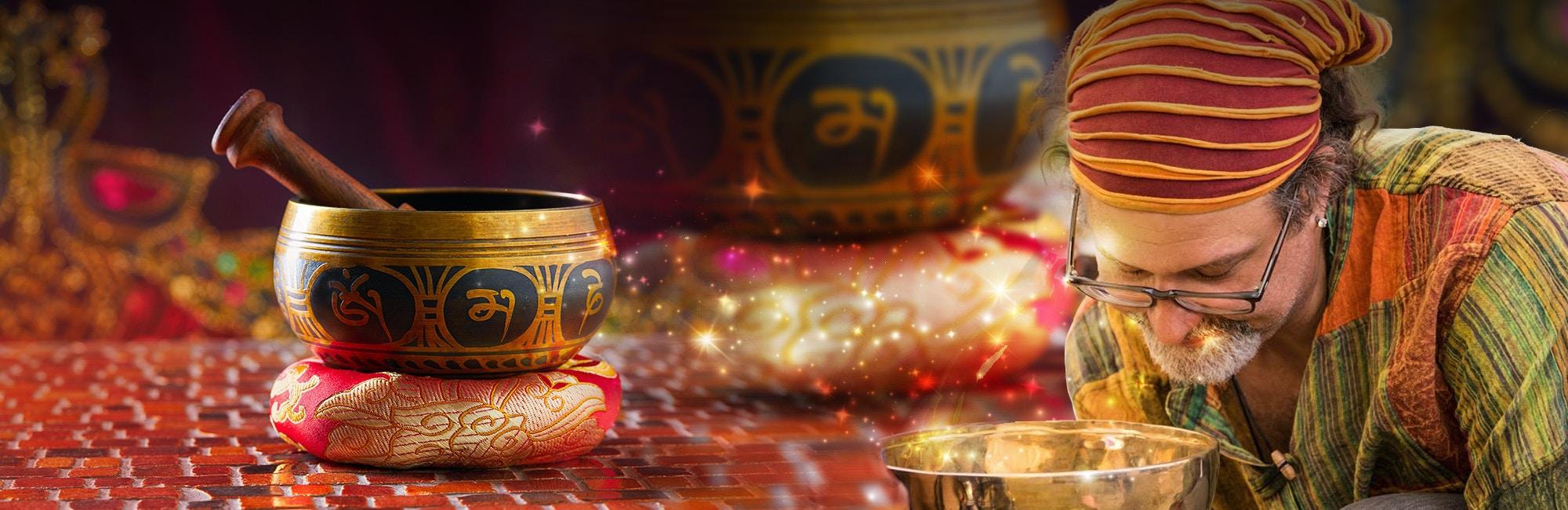 Dr. DREAM - 333 Tibetan Healing Bowls