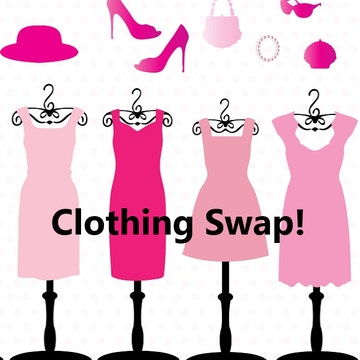 2nd Annual Unity Women Goddess Exchange (clothing swap)