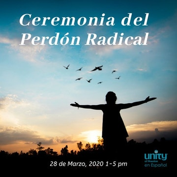 Ceremonia del Perdón Radical