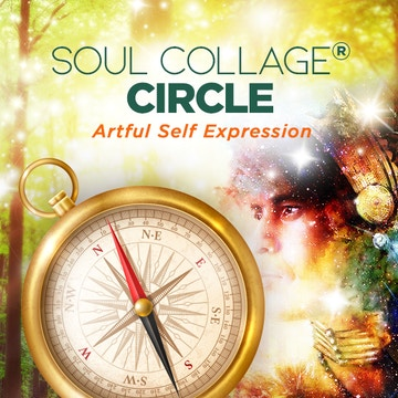SoulCollage® Circle: Artful Self-Expression