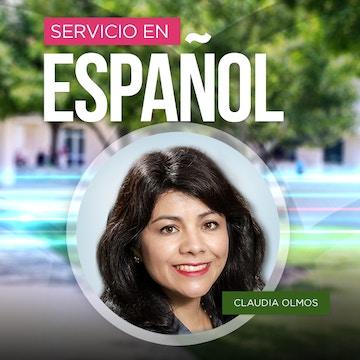 Servicio en Español – el 8 de agosto