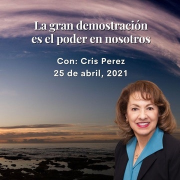 Servicio en Español – el 25 de abril
